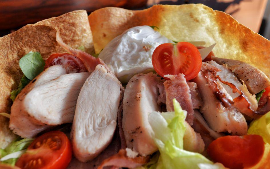 Zupy W Menu Restauracji Portowej
