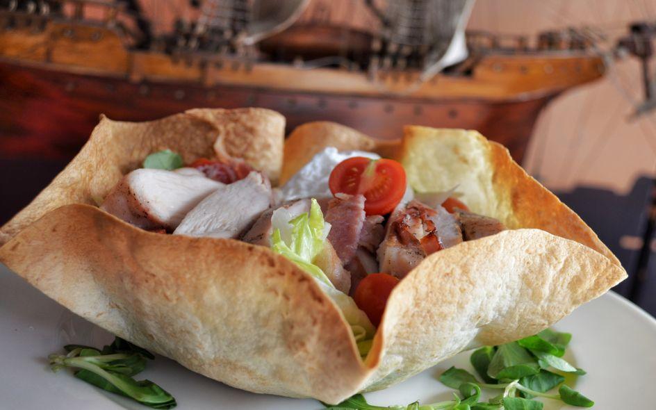 Kuchnia śląska Gliwice Restauracja Portowa